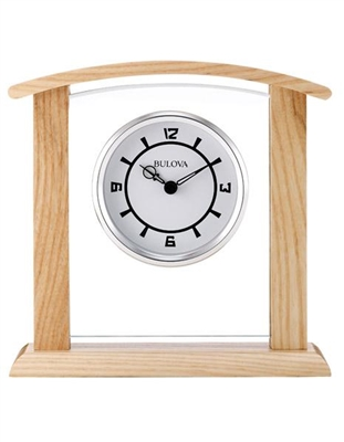 Athena Table Clock