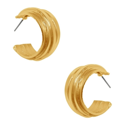 Angelique Small Hoops