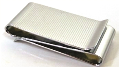 DOUBLE FOLD MONEY CLIP