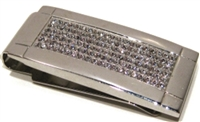 CRYSTAL MONEY CLIP