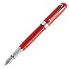 Aurora Red Alpha Fountain Pen