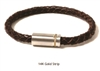 BRAIDED LEATHER  BRACE