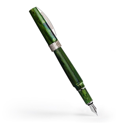 Mirage Emerald Fountain Pen