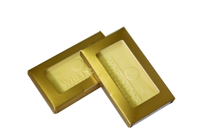 Plain San Marco White Chocolate 1oz Bar