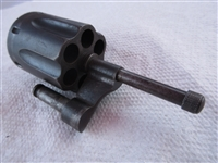 Alfa 38 Long 6 Shot Cylinder & Yoke Assembly