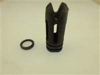AR15 Flash Hider w/  Crush Washer, used