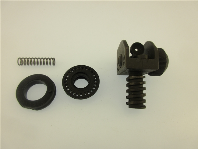 AR15 Carry Handle Rear Sight Assembly