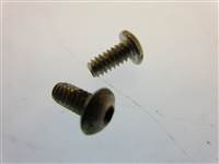 Davis Derringer Standard Model Grip Screws , NIckel