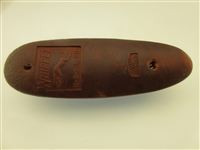 HSB & Co Whippet Vintage Shotgun Butt Pad #2...LC Smith New Model Hammerless