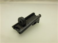 Rear Sight Insert, M1 Carbine, Late issue, stamped style