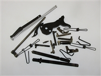 Assorted Single Action Revolver Parts