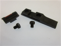Marlin Model 39 39A Late Model Front Sight Base & Screws Aftermarket Sight