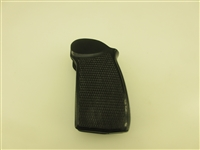 Makarov Pistol Grip, One Piece Black Plastic