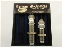 Lyman All American Reloading Dies, 6.5 Carcano