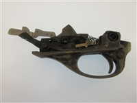 Remington Model 552 Trigger Plate / Group Assembly
