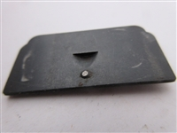 Ruger Mini 14 Bolt Lock Cover Plate Blued -Used