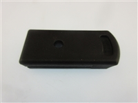 Smith & Wesson Magazine Buttplate, Plastic