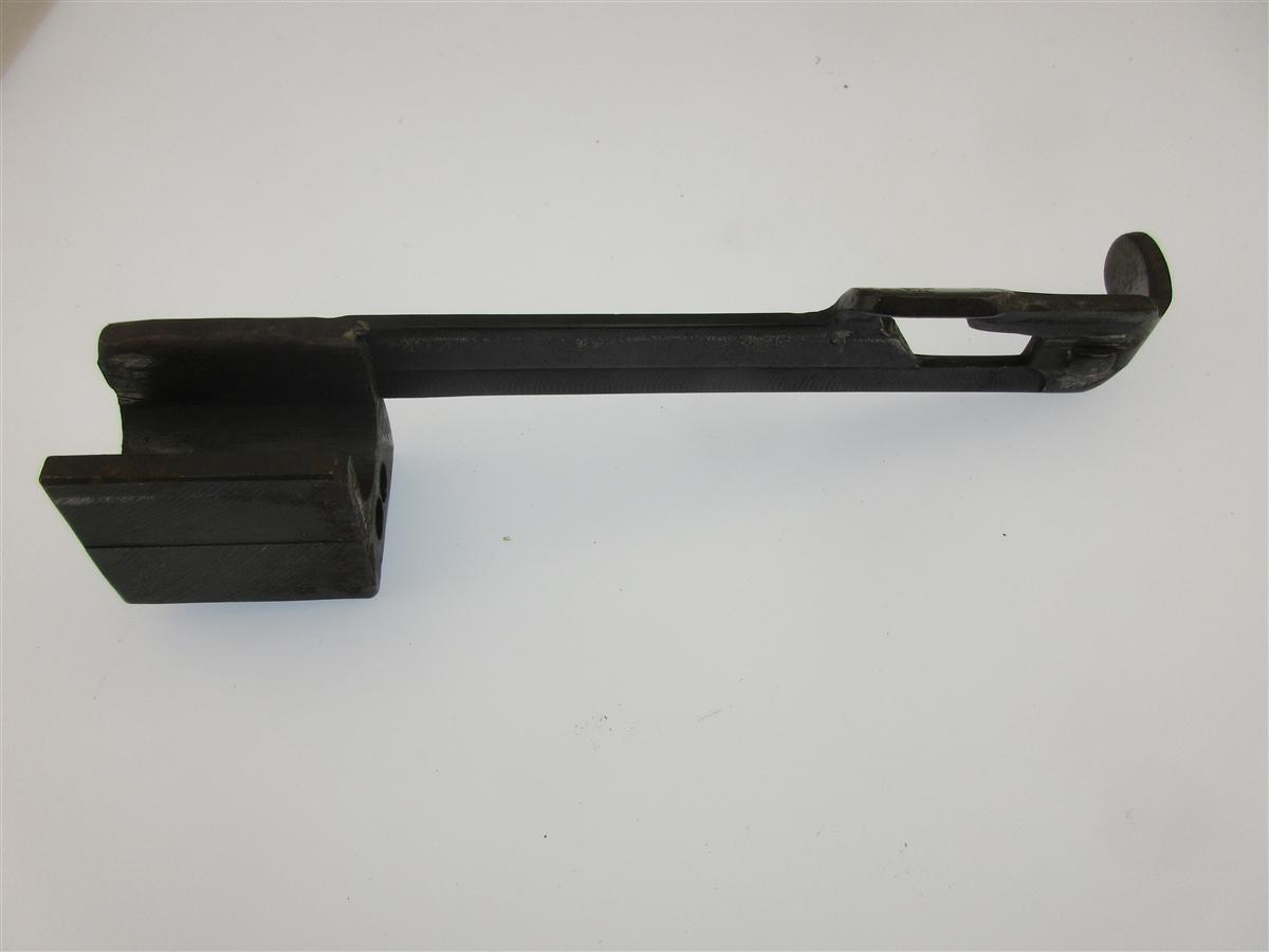 universal m1 carbine blued operating slide flat sided barrel