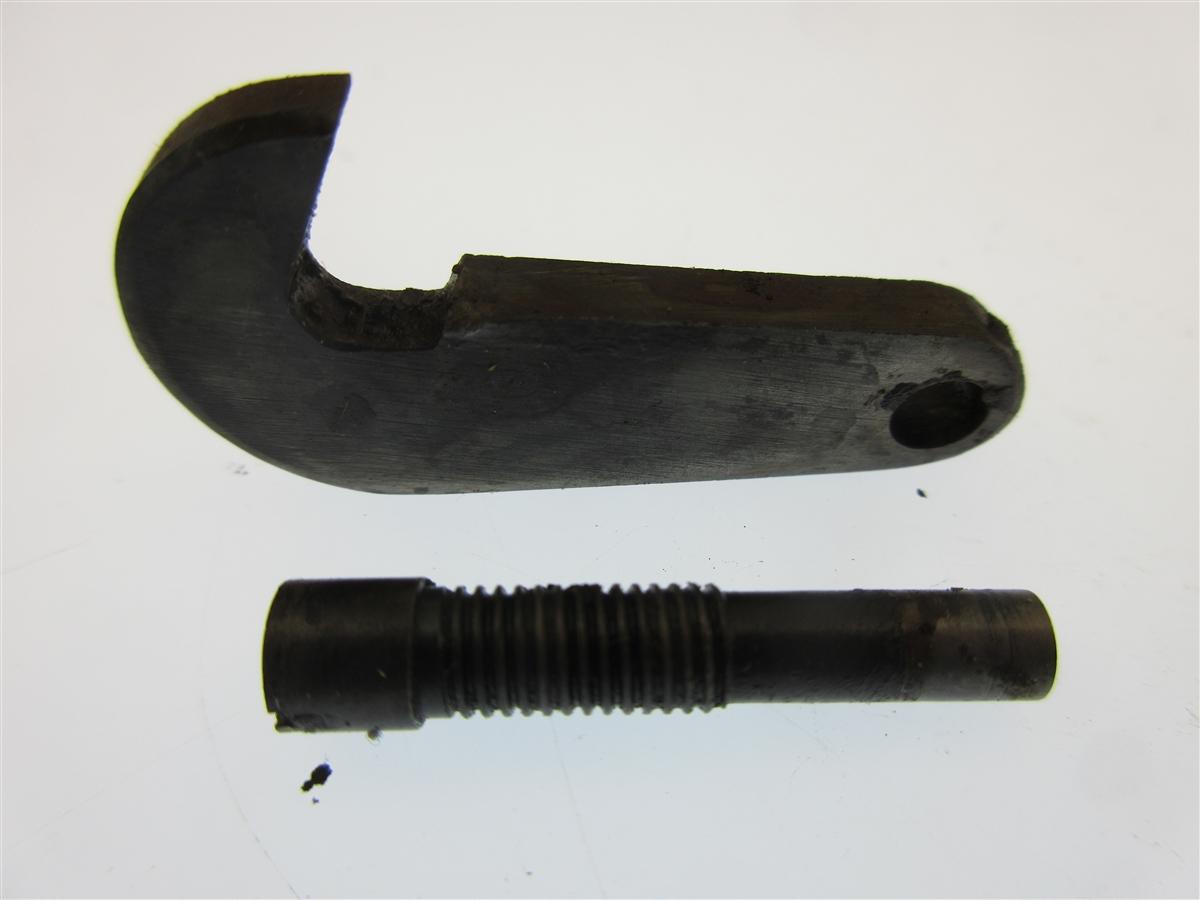 Winchester Model 1897 / 97 Action Slide Hook w/ Screw