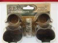 Weaver See Through Scope Rings