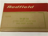Redfield 2 Piece Scope Base
