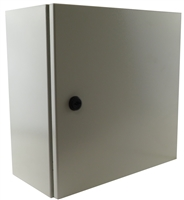 YuCo YC-12x12x8-UL-FE Fully Enclosed NEMA 4 Enclosure