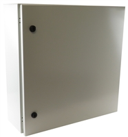 YuCo YC-24X24X12-UL-FE Fully Enclosed Nema 4 Enclosure