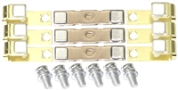 YuCo YC-CK-3RT1036 Main Contact Kit 3 Pole Set replacement for 3RT1936-6A