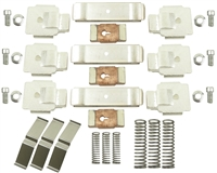 YuCo YC-CK-EH450 YuCo REPLACEMENT CONTACT KIT FOR ASEA ABB EH450 CONTACTOR