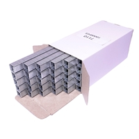 STAPLES | GALVANISED | SERIES 71 | LENGTH 4mm | 10,000 PER BOX
