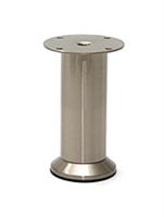 ALFRESCO | ROUND METAL LEG | ADJUSTABLE FOOT