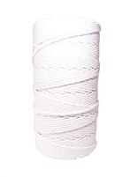 Rope Style Cotton Piping Cord - 24 Thread Count