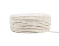 Braided Cotton Piping Cord - 8mm