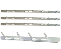 Back Tacking Strip - Steel