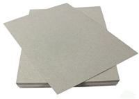 CARDBOARD SHEET | THICKNESS 1500 mic | DIMENSIONS 760mm X 1020mm
