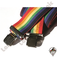 Suspenders Multi-Color