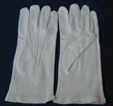 Clowning | Apparel | Gloves | Cotton Gloves No Snap | Medium