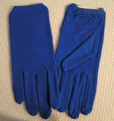 Clowning | Apparel | Gloves | Flash Gloves | Blue
