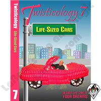 Twisticology 7 Deco-Twisting: Life-Sized Cars DVD