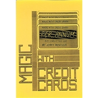 Magic With Credit Cards Book