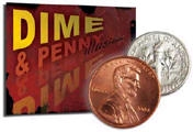 Magic | COIN MAGIC | COIN MAGIC PAGE 1 | Dime and Penny | Tango