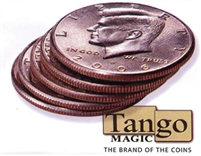 Stack Of Coins Half Dollar Tango