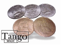 Hopping Half Dollar With Expanded Shell Tango