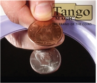 Copper And Silver Coin Tango