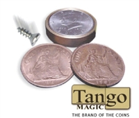 Magnetic Copper And Silver Tango