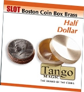 Slot Boston Box Half Dollar Tango