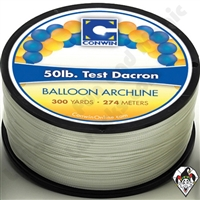 Dacron Balloon Archline 50lb Test 300 Yards