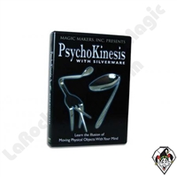 Psychokinesis with Silver-ware DVD