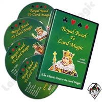 Magic | CARD MAGIC | DVD Royal Road To Card Magic