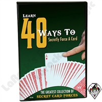 40 Ways to Force a Card DVD